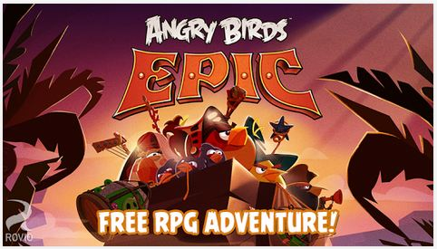 angry birds epic for pc