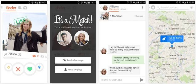 tinder 4.0.6 apk for android
