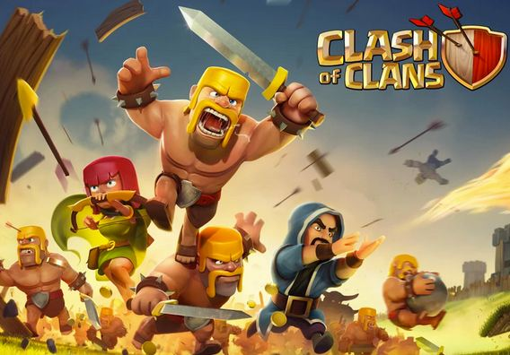 clash of clans 7.1.1 apk for android