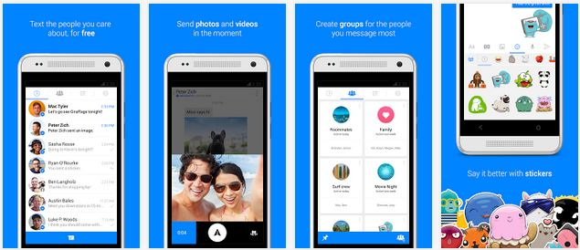 facebook messenger 25.0.0.1.14 apk for android