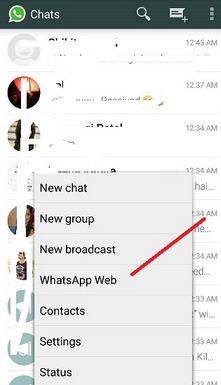 whatsapp for web pc