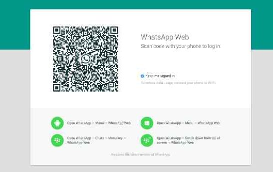 whatsapp web for pc mac