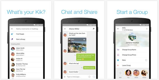 kik messenger 8.2.1.326 apk for android