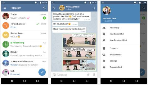 telegram 2.9.0 apk for android