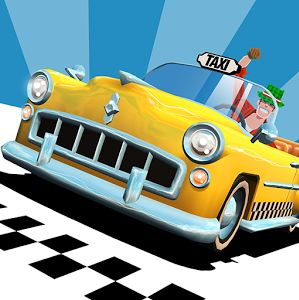 download crazy taxi city rush for pc