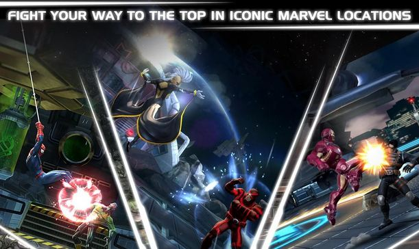 marvel contest of champions for pc online