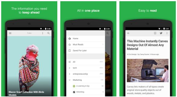 feedly 32.3.0 apk for android