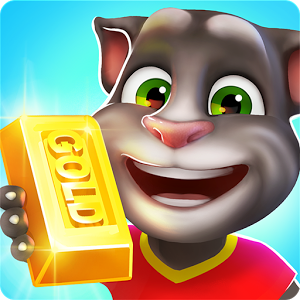 talking tom gold run for pc computer