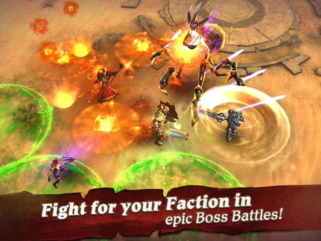clash for dawn: guild war for pc online