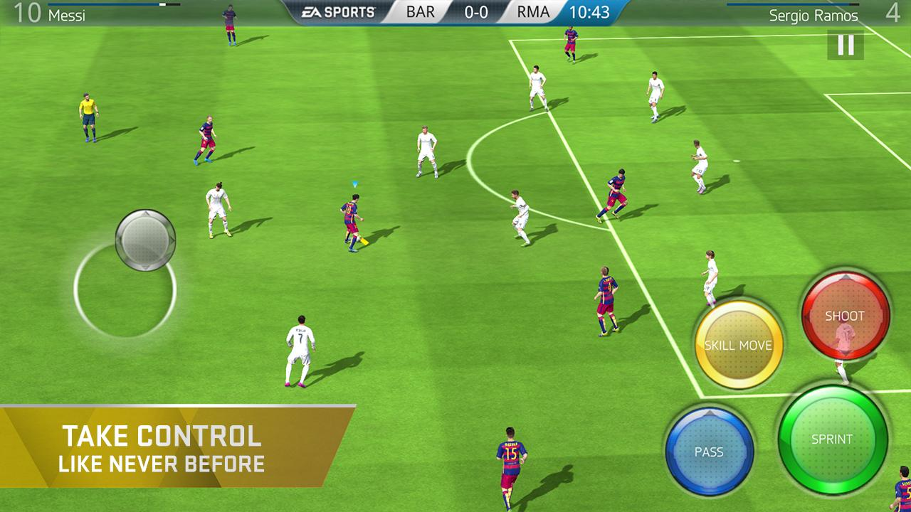 fifa 16 soccer for pc bluestacks