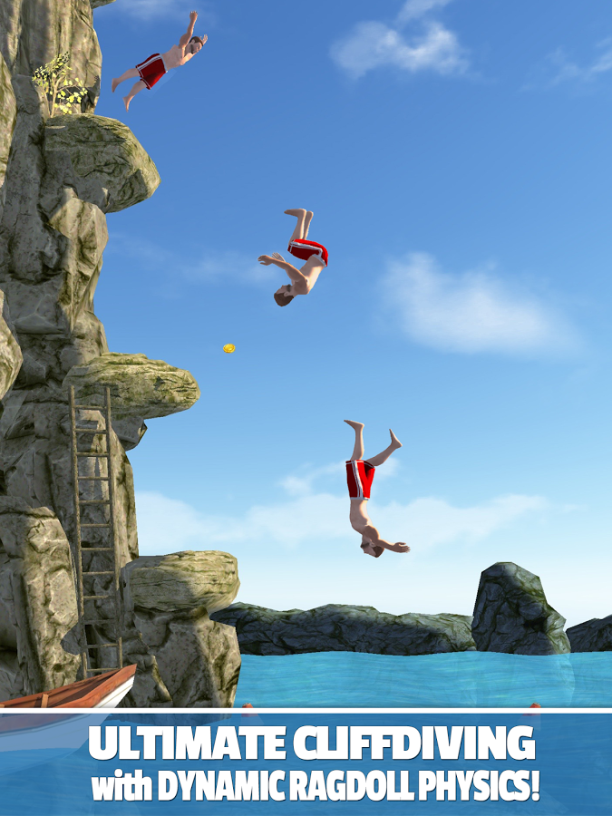 flip diving for pc online