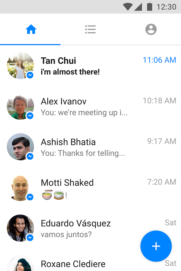 messenger lite 1.0 apk for android