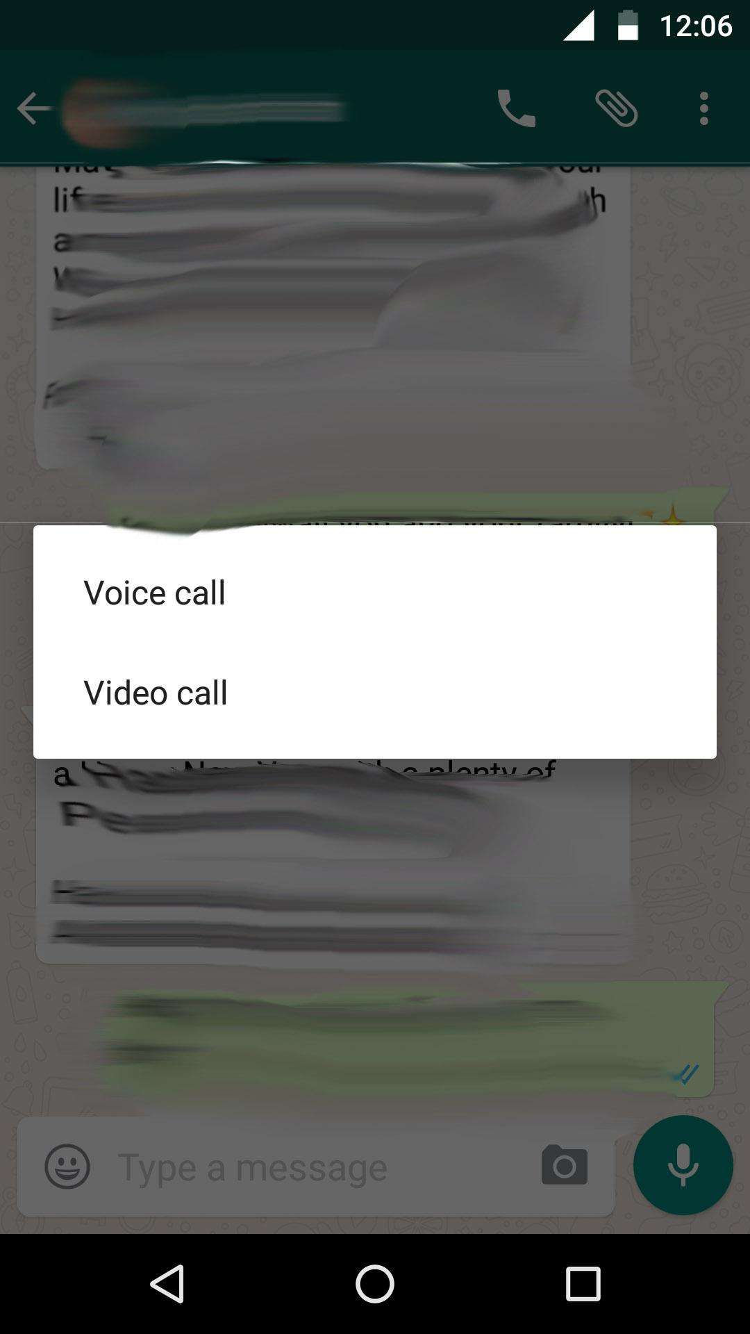 whatsapp video call apk