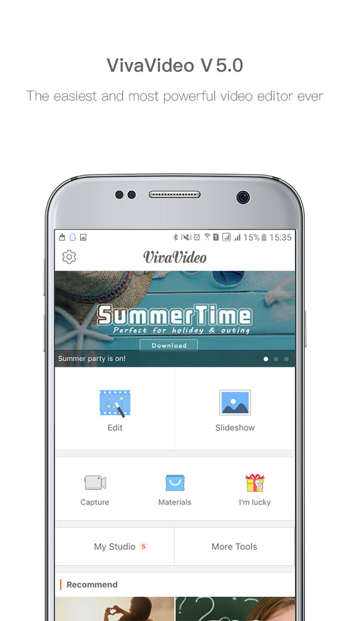 vivavideo 5.3.3 apk for android