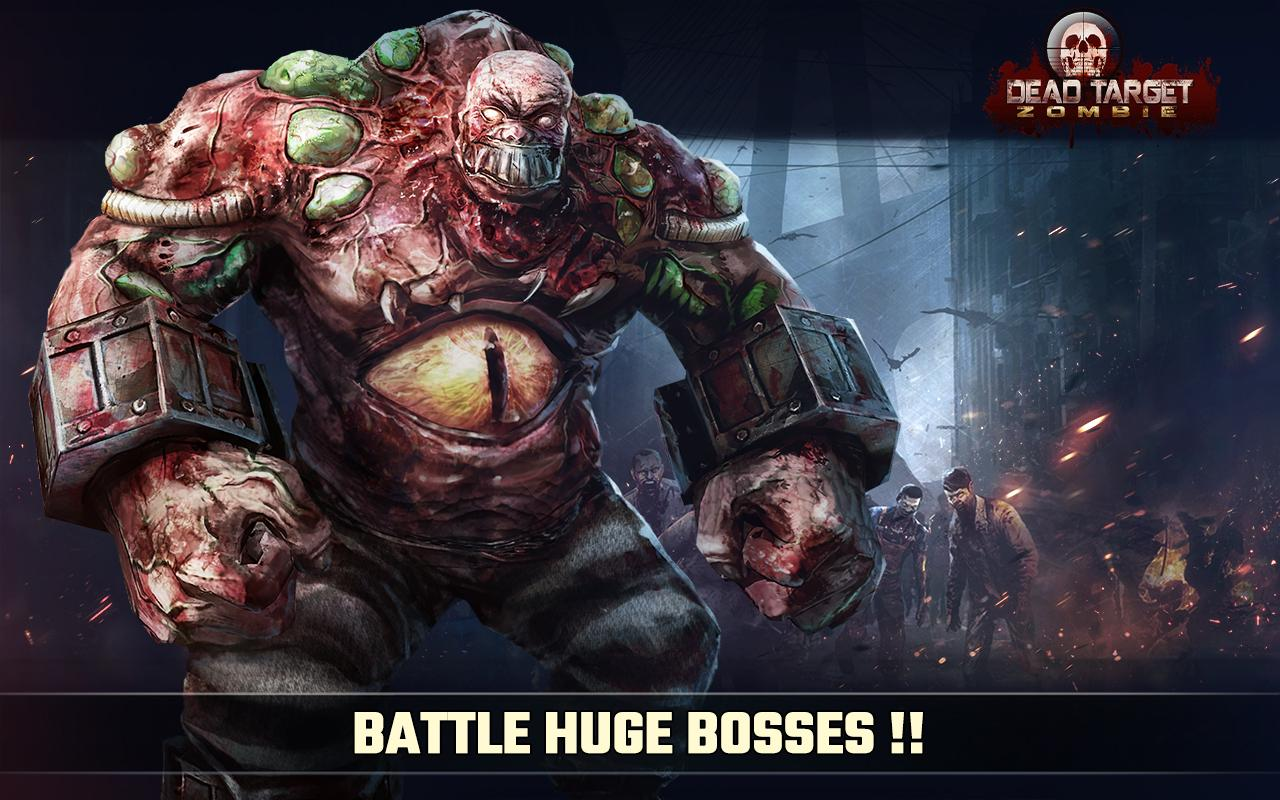 dead target: zombie for pc online