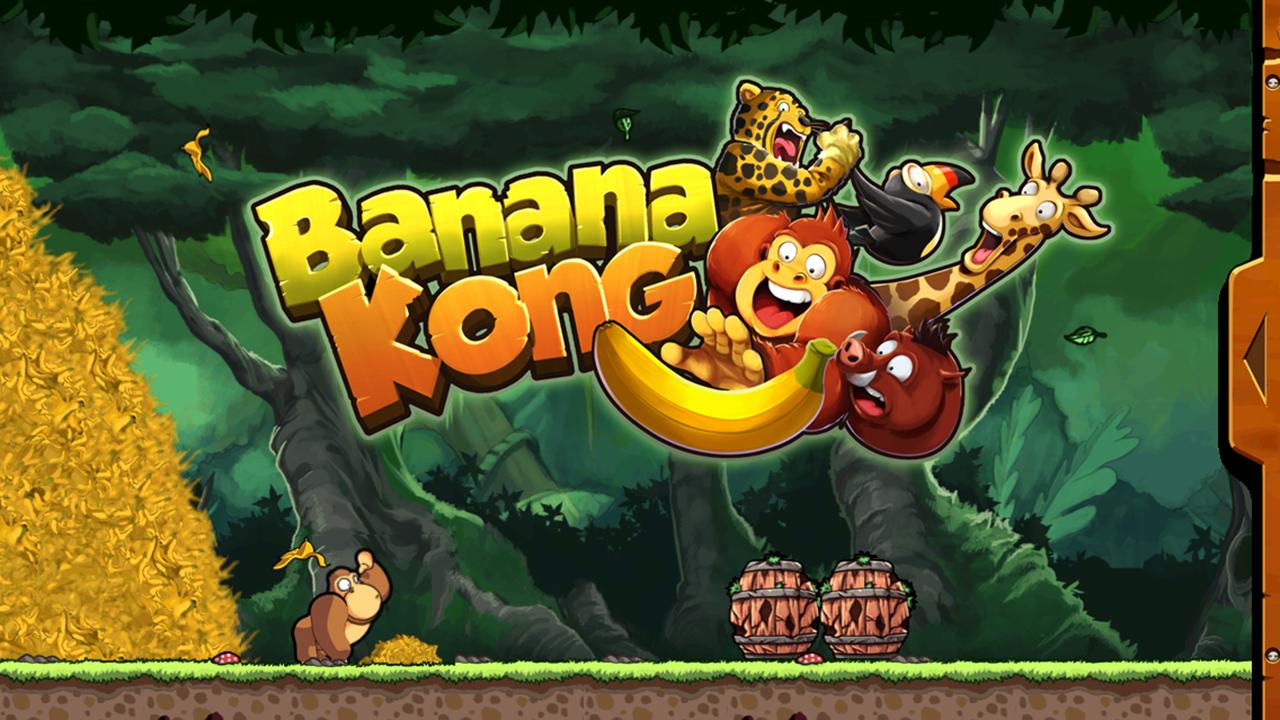 banana kong for pc