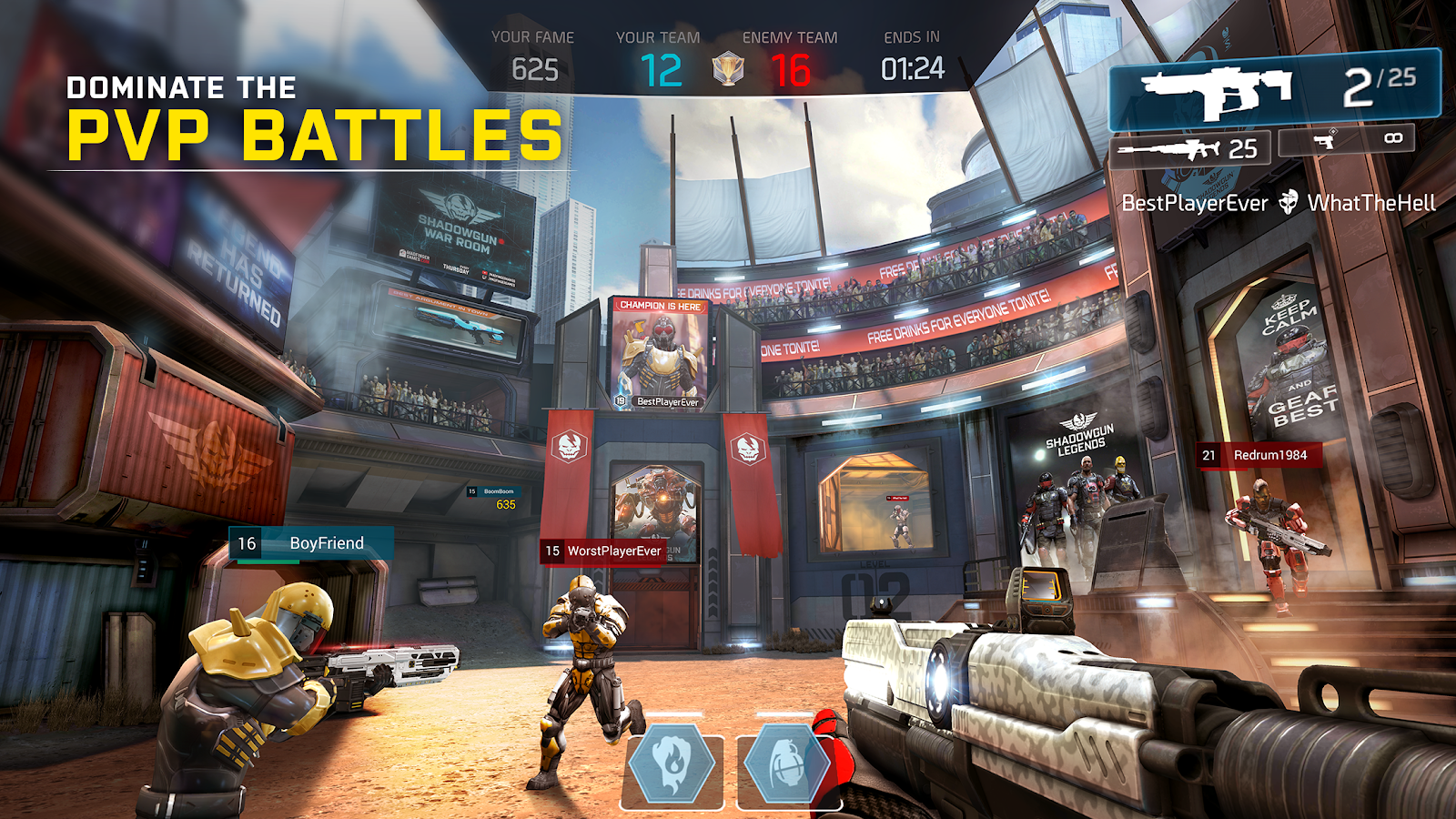 shadowgun legends for pc online
