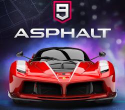 asphalt 9 legends for pc online