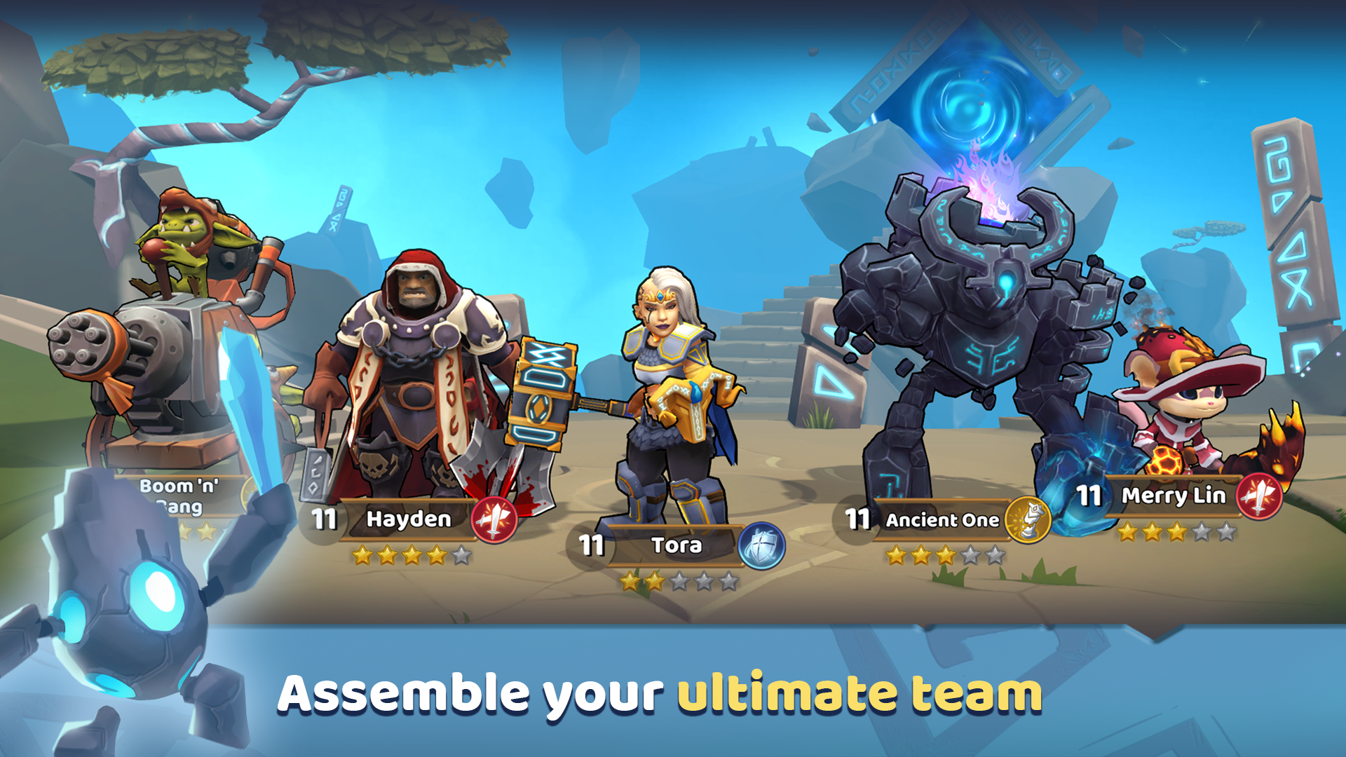 runegate heroes for pc free download