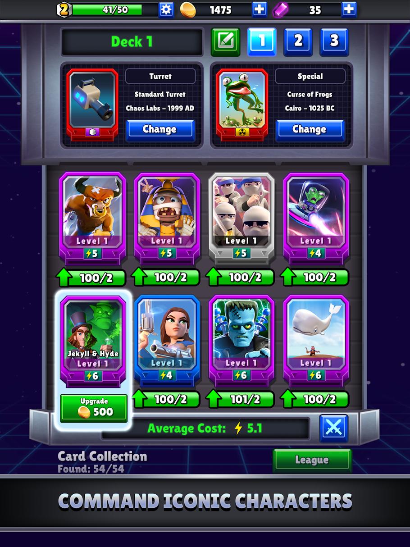 chaos battle league for pc download