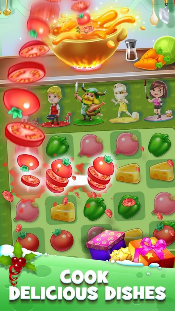 fantastic chefs match n cook for pc
